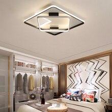 Новый светодиодный потолочный светильник для гостиной столовой спальни Luminarias Para Te светодиодные светодиодные светильники для домашнего освещения оборудования