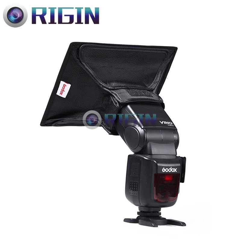 Camera flash Accessories Softbox SB1520 Size 15*20CM Portable Folding Magic Stick SoftBox For Camera Flash Free Shipping