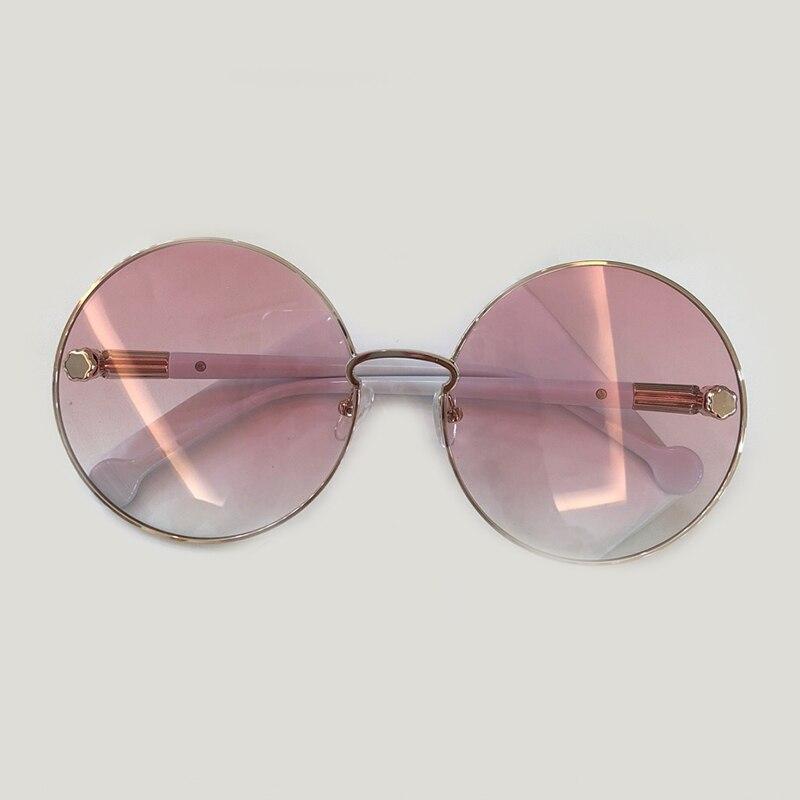 no Sonnenbrille 4 Uv400 Frauen no Feminino no 3 Hohe 2 1 Runde De Shades Rahmen Polarisierte 5 Sol No Oculos Legierung Vintage 2019 Qualität no qAft11