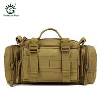 Men's Tactical Bag Waist Pack Men Fanny Pack Molle Bag High Quality Nylon Belt Pocket Military Messenger Bag Hunting Waist Bag