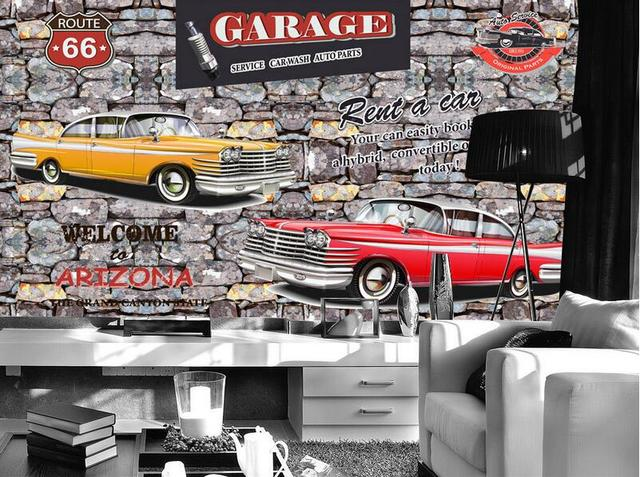 3d room wallpaper custom mural non woven picture wall sticker 3 d