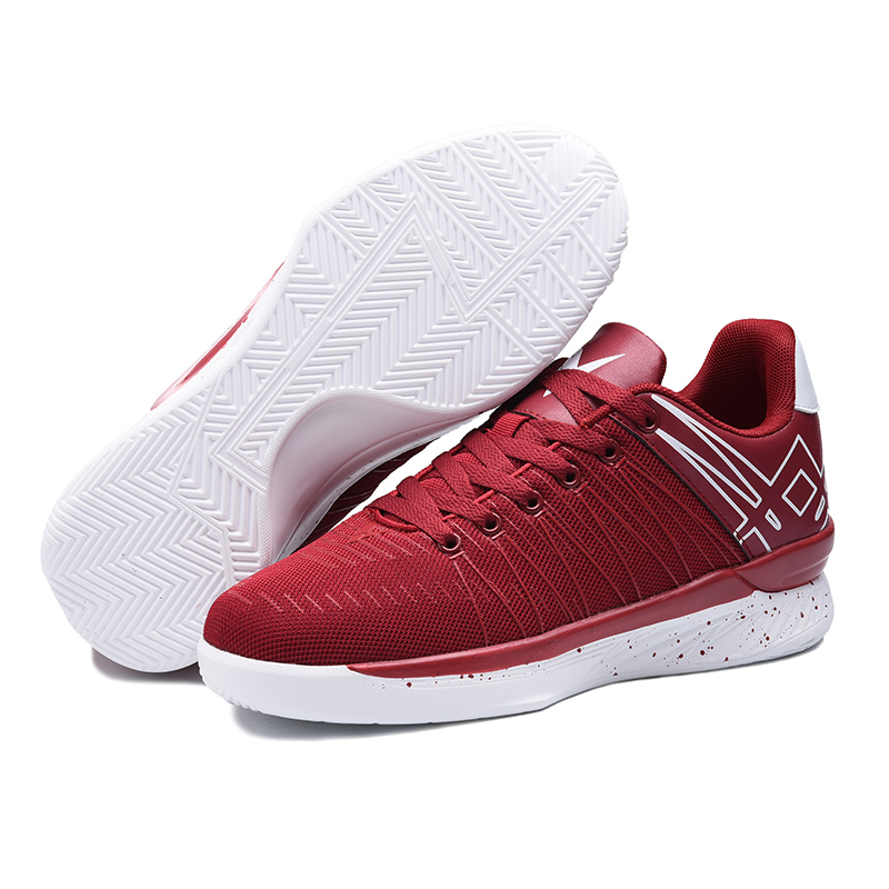 pas mal e3e36 48278 € 53.91  2017 Top Qualité Homme Populaire Chaussures Rush Run Chaussure  Solide Noir Rouge Couleurs Chaussures Sol Respirant Printemps Chaussures ...