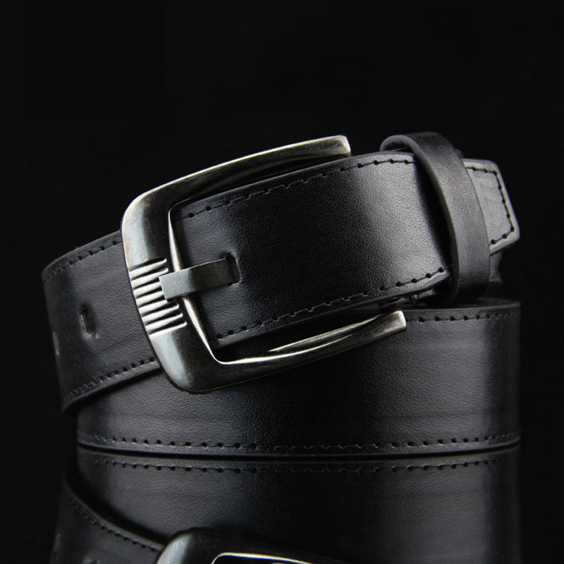KAWEIDA Fashion Man 2018 Trending Street Style Pin Buckle   Belt   Mens Pu Casual Leather   Belts   for Men Gift for Man Accessories