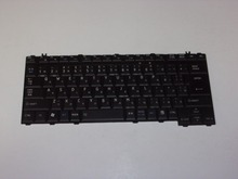 New notebook laptop keyboard for Toshiba Satellite A200 Series V000101640 Japanese  JP JA layout
