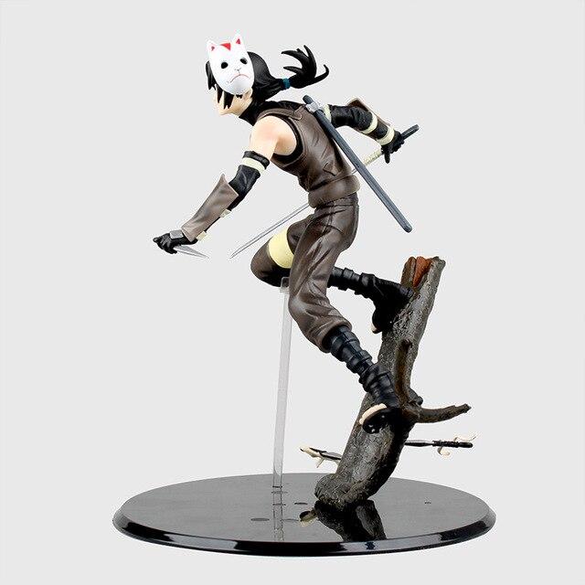 Naruto Uchiha Itachi Dark PVC Action Figure
