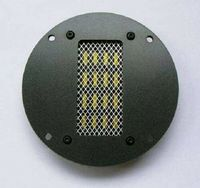 1Pcs High sensitivity Air motion Neodymium Ribbon Tweeter 30W/60W(Max) 8Ω