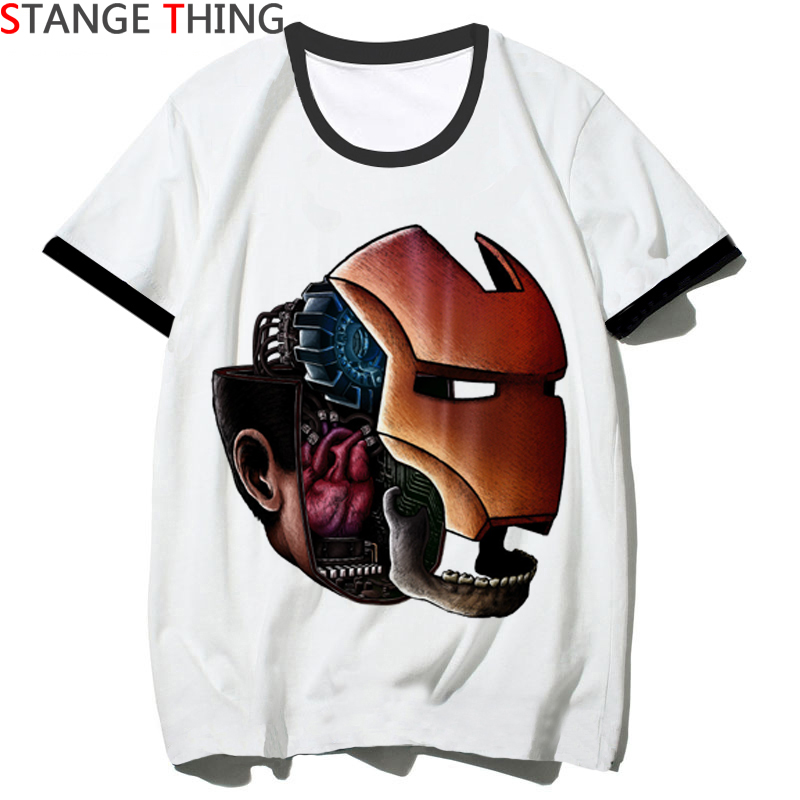ALI shop ...  ... 33015832083 ... 4 ... I Love You 3000 Thanks Tony Iron Man T Shirts Men/women Tony Stark Superhero T-shirt Fashion Tshirt Couple Top Tees Male/female ...