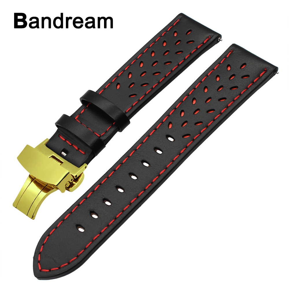 Italian Genuine Leather Watchband 22mm for LG G Watch R Urbane Asus ZenWatch 1 2 Men Ticwatch 1 Quick Release Band Wrist Strap цена