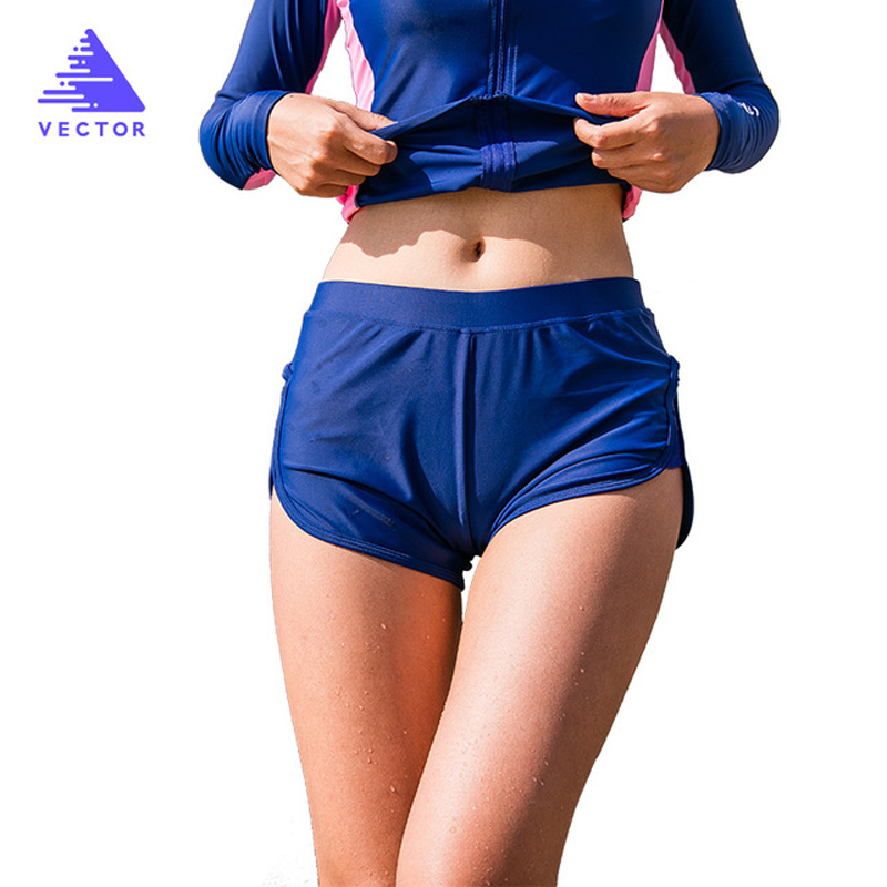 Pflichtbewusst Vector Frauen Surfen Schwimmen Boxer Briefs Tauchen Snorking Shorts Running Yoga Fitness Sexy Engen Strand Unterwäsche Elegant Im Geruch Schwimmen