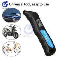 TG105 Digital Car Tire Tyre Air Pressure Gauge Meter LCD Display Manometer Barometers Tester for Car Truck Motorcycle Bike Test