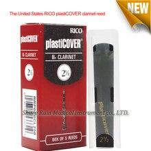 Die Vereinigten Staaten RICO PLASTICOVER klarinette reed 2,5, 3,0, 3,5 box von 5 stücke