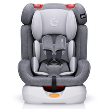 New Child Car Safety Seats With ISOFIX Connector Large Angle Adjust Comfort Interface for 9-36KG  And 0-12 Y