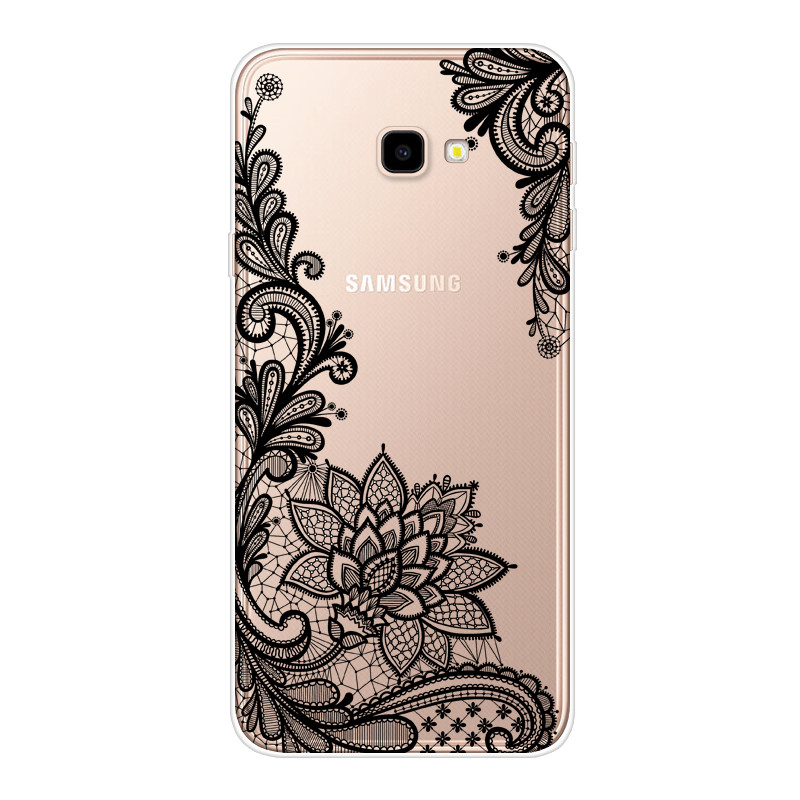 Half-wrapped Case Cellphones & Telecommunications Bling Shining Moon Planet Glitter Tpu Case For Samsung Galaxy J4 Plus Cover Back For Samsung J4 Plus 2018 J4plus J415f