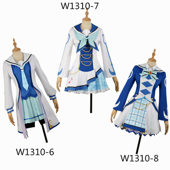 Love Live! Takami Chika  Sakurauchi Riko Watanabe You Cosplay Costume Custom Made OP2 Stage Dress Girl Sexy Mini Dress