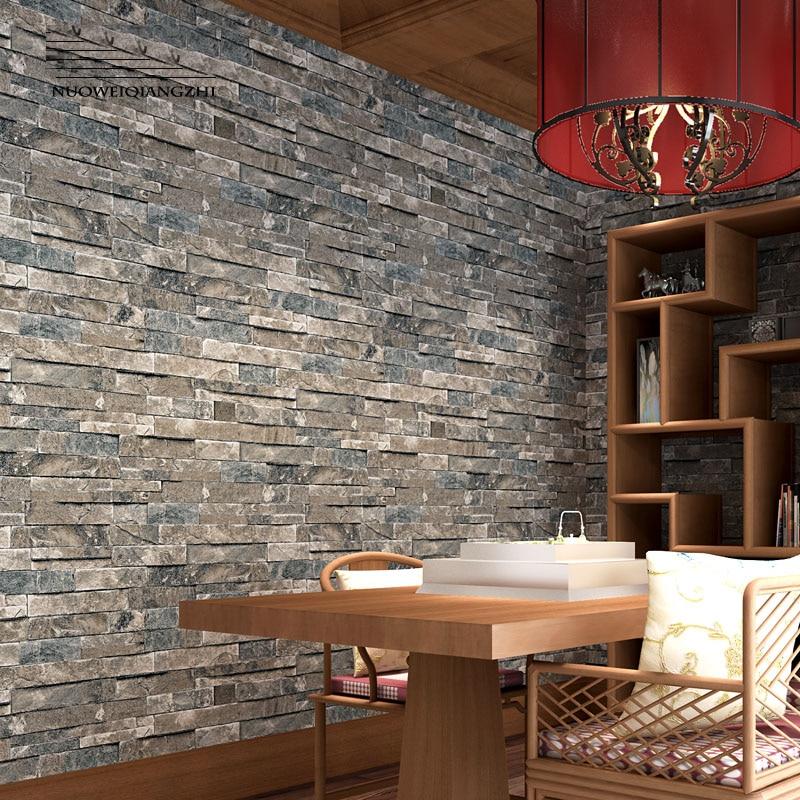 Faux Brick Wallpaper 3d Home Decor Pvc Vinyl Faux Brick Stone 3d Wallpaper Rolls