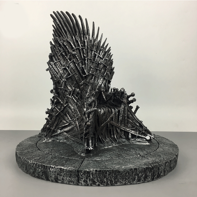 17cm 35cm The Iron Throne Game Of Thrones A Song Of Ice And Fire Figures Action & Toy Figures One Piece Action Figure Toys game of thrones hear me roar lannister theme 3d bronze quartz pocket watch a song of ice and fire related product gift page 9