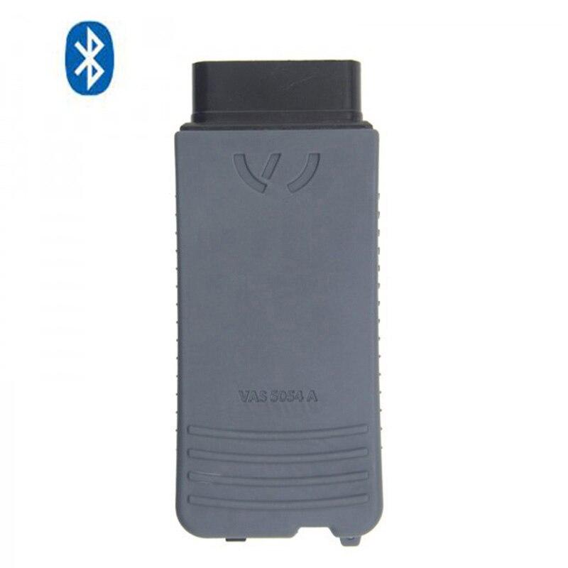 NEW VAS5054 With Oki VAS 5054A Full Chip Support UDS VAS5054A ODIS v3.0.3 5054 Diagnostic Tool Scanner OBD2 Diagnostic-Tool best quality vas 5054a full chip odis v2 2 4 with oki uds vas5054a vas5054 bluetooth diagnostic tool for vw audi seat skoda