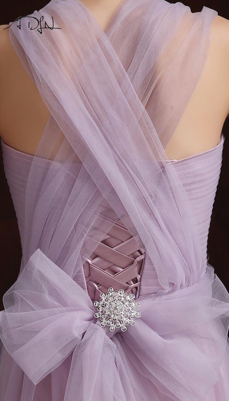 Moderno Vestido De Abrigo Convertible De La Dama De Honor Galería ...