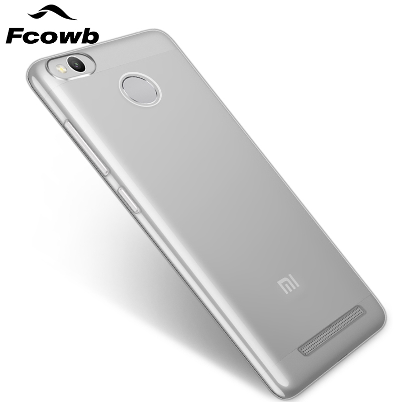 check out ee4be ab749 Silicone Case For Xiaomi Redmi 3 Pro/3S Mobile Phone 5.0 Inch High ...