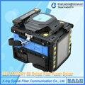 DHL/EMS COMWAY C8 C8 SplicerCOMWAY FTTH Fibra Óptica Fusión máquina de fusión máquina de empalme de fusión de fibra óptica