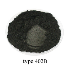 type 402B Super shiny pearl powder, colorful  nail, ink, toys, handicrafts, fishing rod dyeing, 50 grams per bag