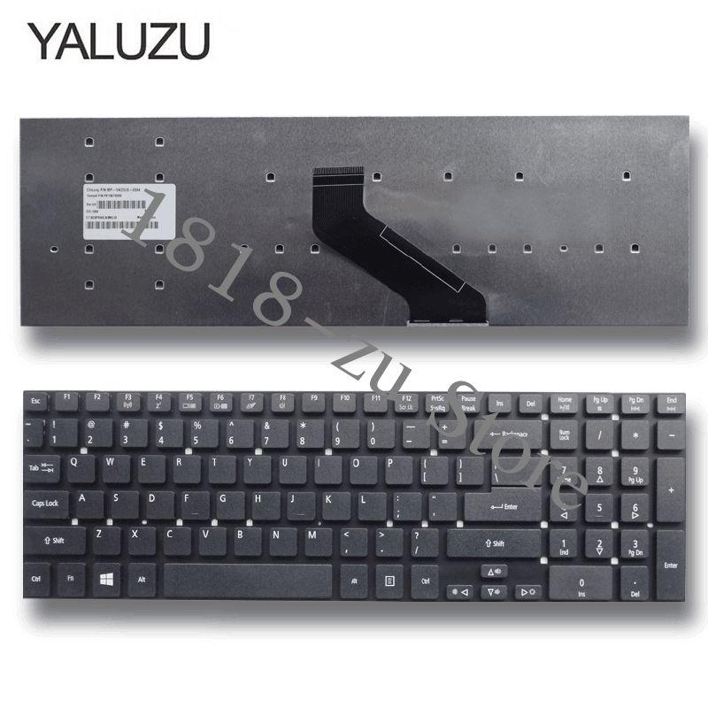 YALUZU US English Keyboard No Frame For Acer Aspire ES1-512-C88M ES1-520-39SQ