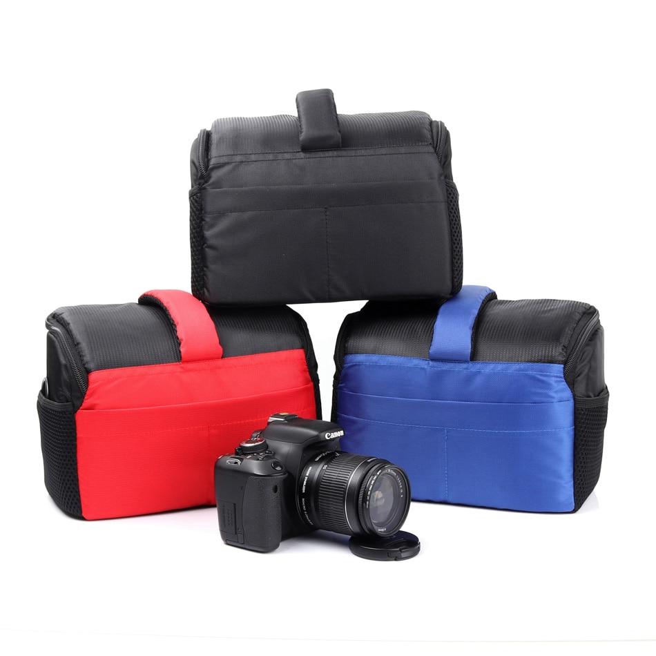 Camera Bag Case For Nikon D3200 D3100 D5100 D5200 D5300 D3400 D5500 D3300 D7200 D7100 D7000 D750 D810 D600 D40 D70 D90 D80 D810A