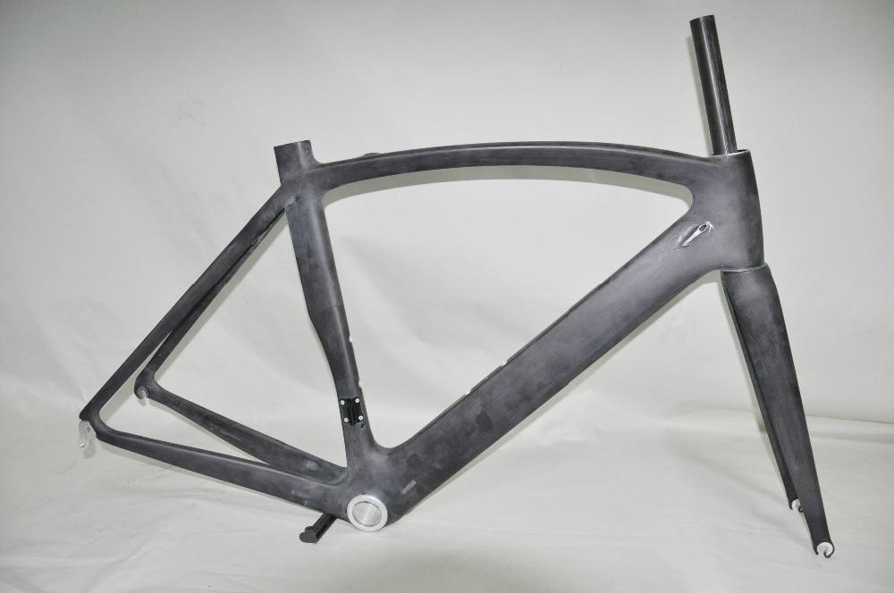 Chinese full carbon super light FM098 road bike di2 3k raw finish ...