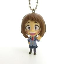 My Hero Academia PVC keychain 4cm