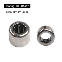 цена на 1PC Bearing HF081412 Outer Ring Octagon One-way Needle Roller Bearing 8*14*12mm HF081412 Bearings