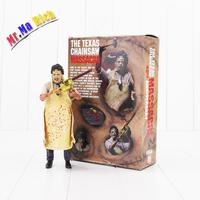 Neca 7 Quot 18cm The Texas Chainsaw Massacre Pvc Action Figure Collectible Model Toy
