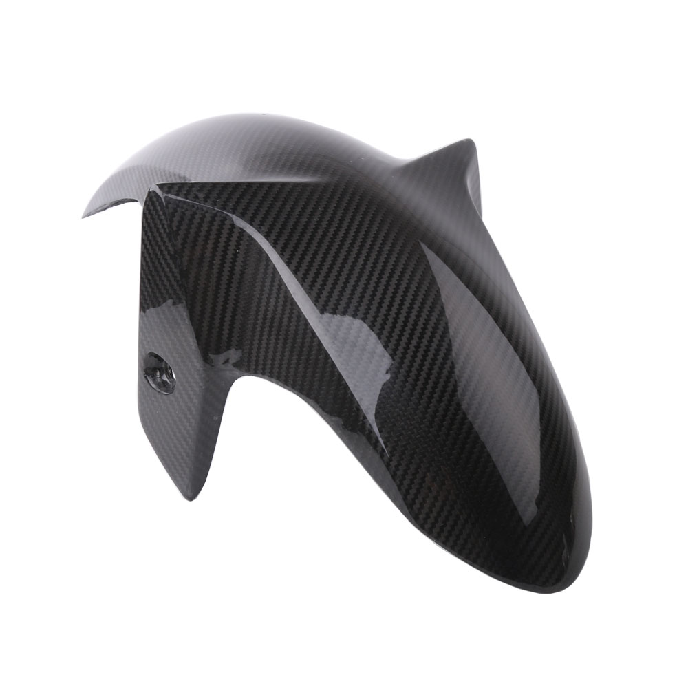 Motorcycle Pre-Preg Carbon Fiber Front Fender Splash Mud Guard Dust Mudguards For Yamaha YZF R3 R25 2016 MT03 MT-03 MT 03 for yamaha t max 530 tmax t max 530 12 16 carbon fiber front fender splash mud dust guard mudguard protection