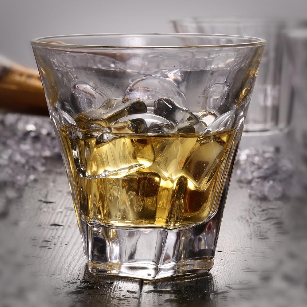 Ólommentes, nagy kapacitású whisky szemüveg esküvői partira. - Konyha, étkező és bár