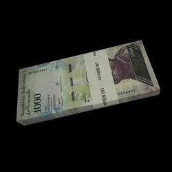 Bundle Lot 100 PCS, Venezuela 1000 Bolivars, 2016/2017, UNC