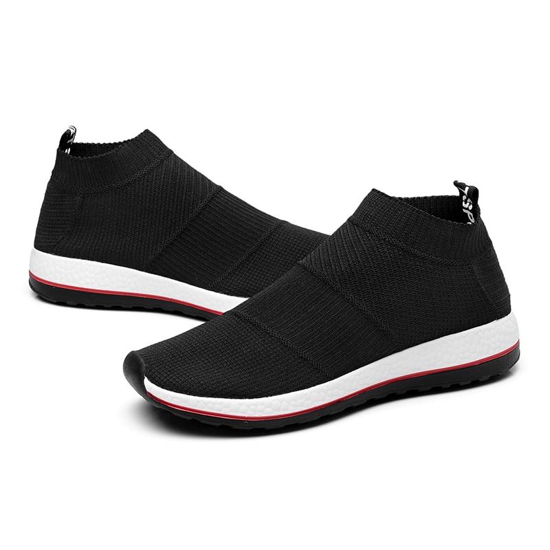 hot sale running shoes for men women sneakers sport sneaker cheap Light  Runing Breathable Slip-On ... f966b35cb
