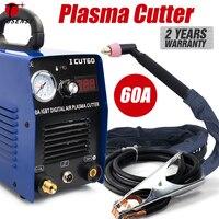 Plasma Cutter Plasma cutting machine 60A 20MM Cut IGBT Inverter Digital HF Scrach Start Cutting Machine ICUT60