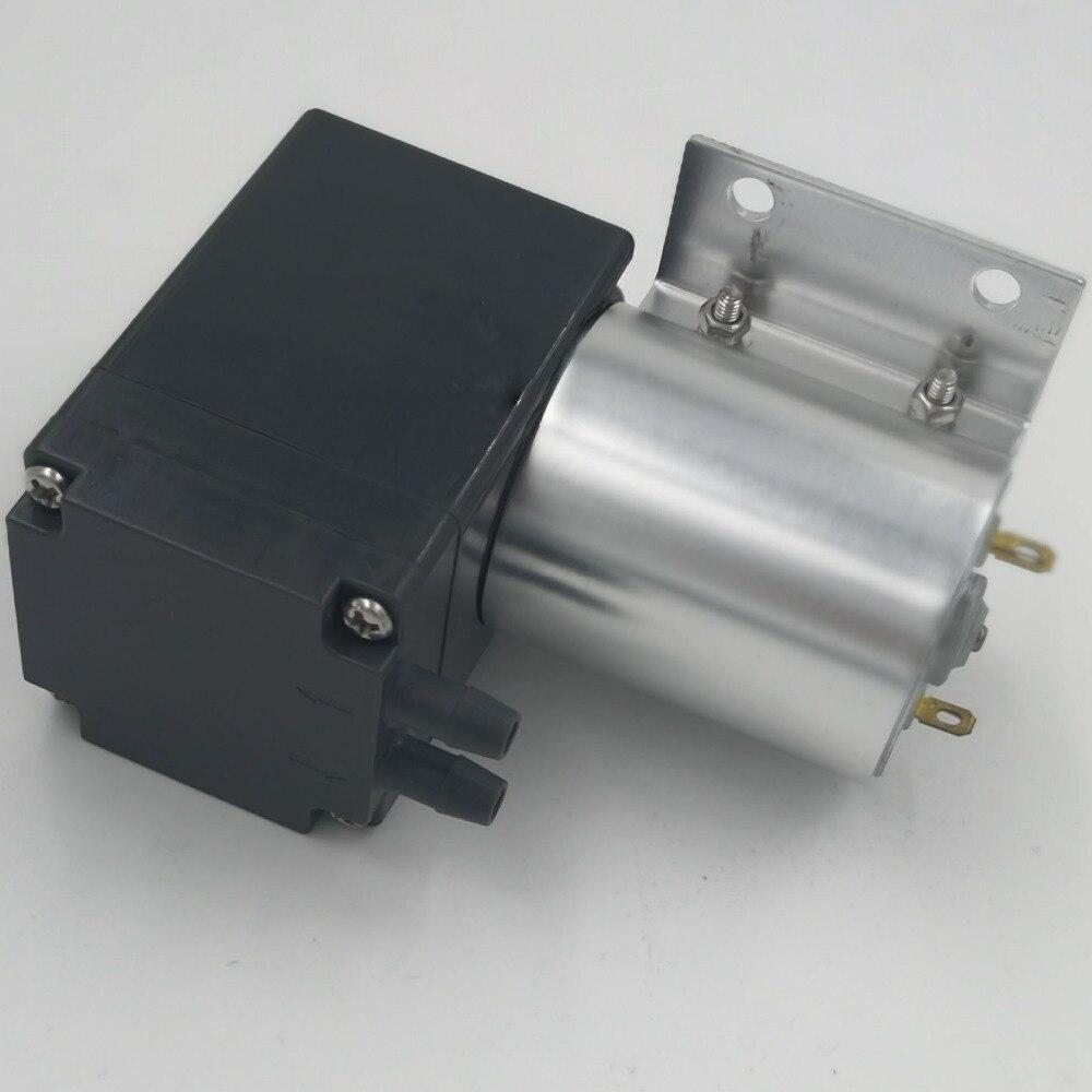 70kpa vacuum 5L/Min brush dc electric pump small