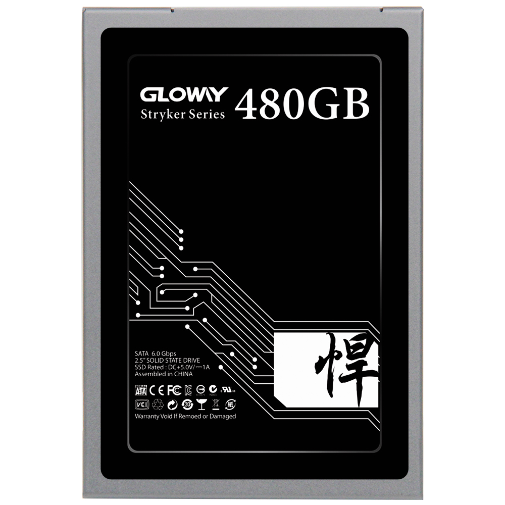 Gloway wholesale SATA III SSD 240GB 480g720g 2tb 2 5 HDD Hard Disk for desktop Laptop