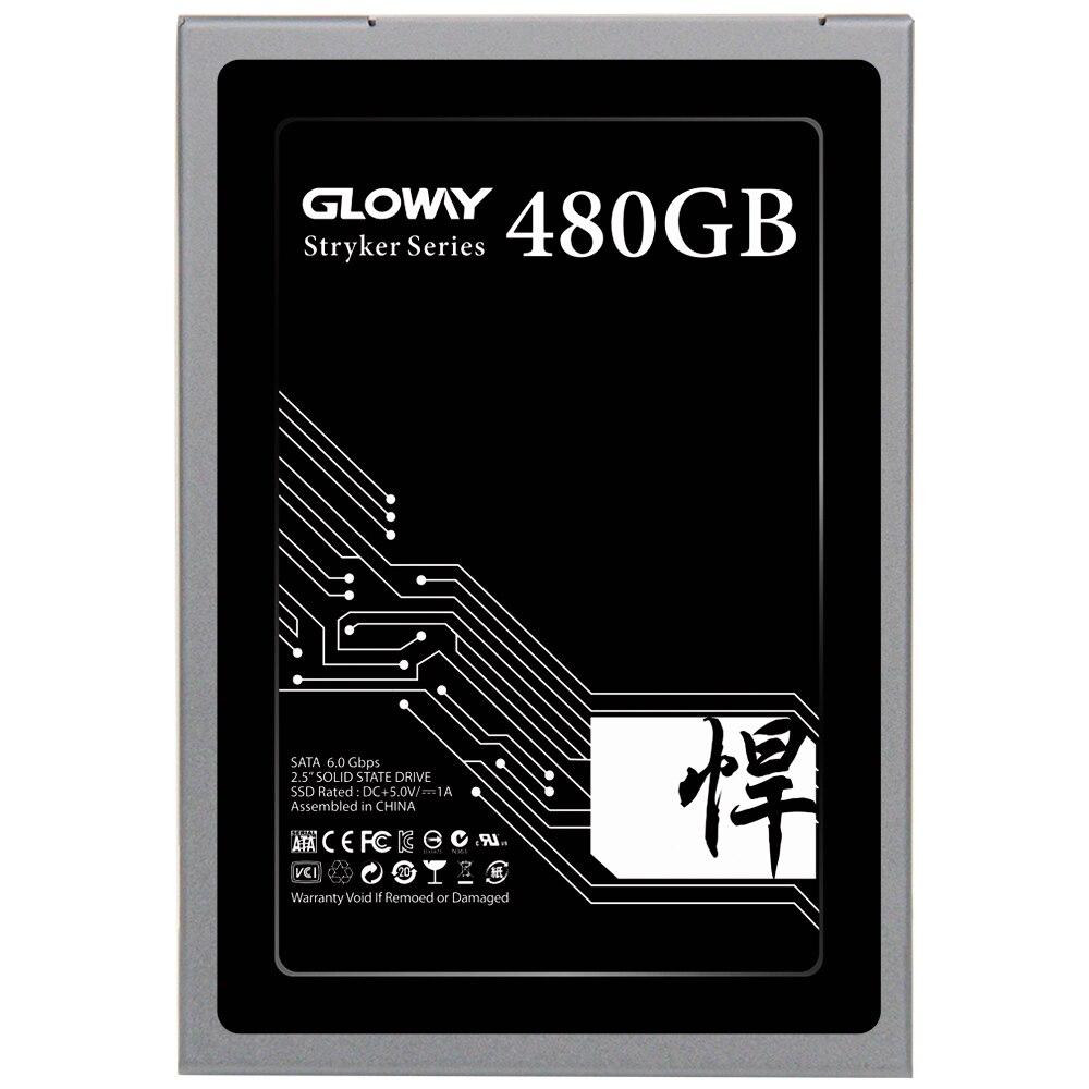Gloway gros SATA III SSD 240 GB 720 GB 1 tb 2 tb 2.5 disque dur hdd pour ordinateur de bureau ordinateur portable interne Solid State lecteur discount