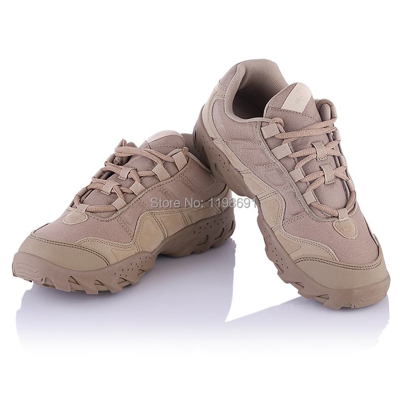 Tan color fashion U.S. Army Light Assault military boots tactical boots light  desert boots hiking boots 2fc0730e030