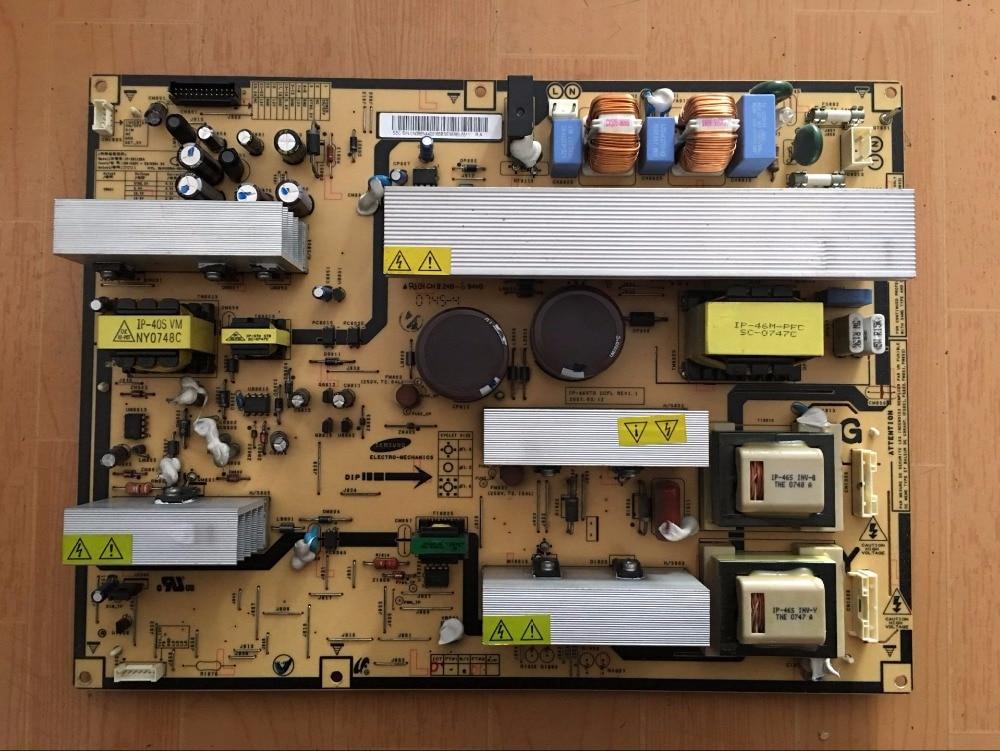 BN44-00166D BN44-00166C IP-301135A (BN44 00166D 00166C,IP 301135A)Good Working Tested pcb плата la32r81b bn44 00192a bn44 00156a bn44 00155a