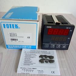 MT72-V SSR выход FOTEK PID + пушистый регулятор температуры 100% Новый оригинальный 72*72*80