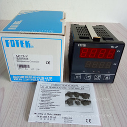 MT72-V Ssr-ausgang FOTEK PID + Fuzzy Temperaturregler 100% Neue Original Echte 72*72*80