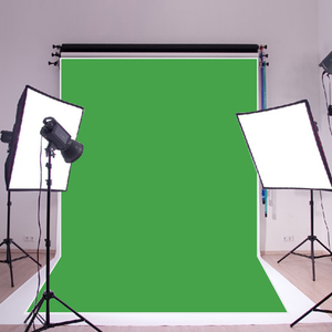 Image 2 - Chromakey نقية الأخضر صور التصوير خلفية خلفية قماش استوديو الدعائم التصوير القماش خلفيات القماش استوديو الصور