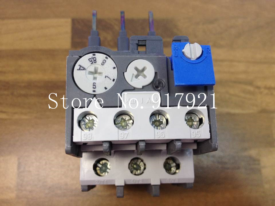 [ZOB] The original TA25DU-8.5 TA series 5-8.5A three-phase thermal relay overload protection  --5pcs/lot 3rw3036 1ab04 22kw 400v used in good condition page 2