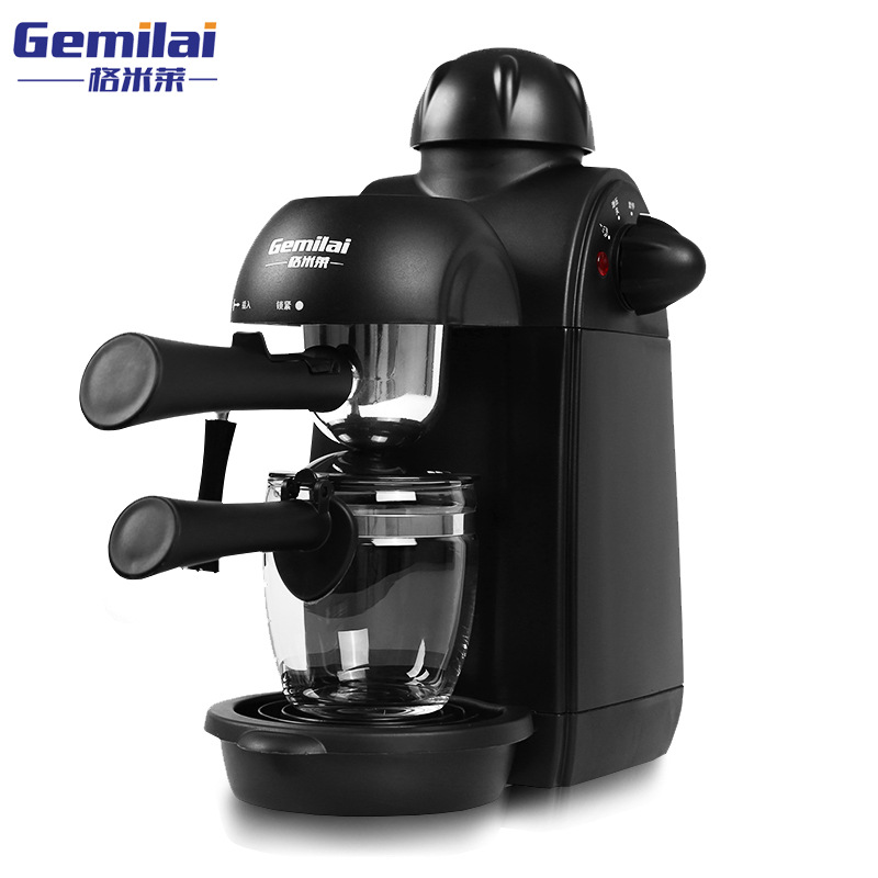 5bar pressure Italy steam espresso coffee maker/espresso coffee machine/Electric moka coffee maker with high quality