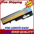 аккумулятор для lenovo IdeaPad G460 G470 G475 G560 G565 G570 G575 G770 Z460L09C6Y02 L09M6Y02 L09S6Y02 L10C6Y02 L10P6Y22 L09N6Y02  57Y6454 57Y6455