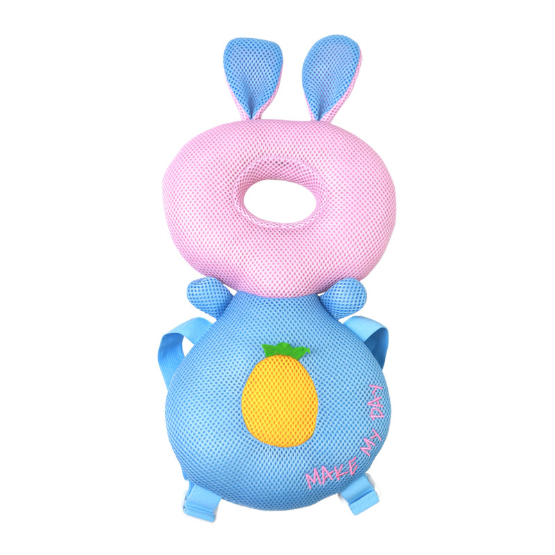 Подушка-подголовник для малыша, детская подушка для защиты головы, подушка с мультяшным рисунком для шеи, подушка для кормления, защита от падения, подушки с крыльями
