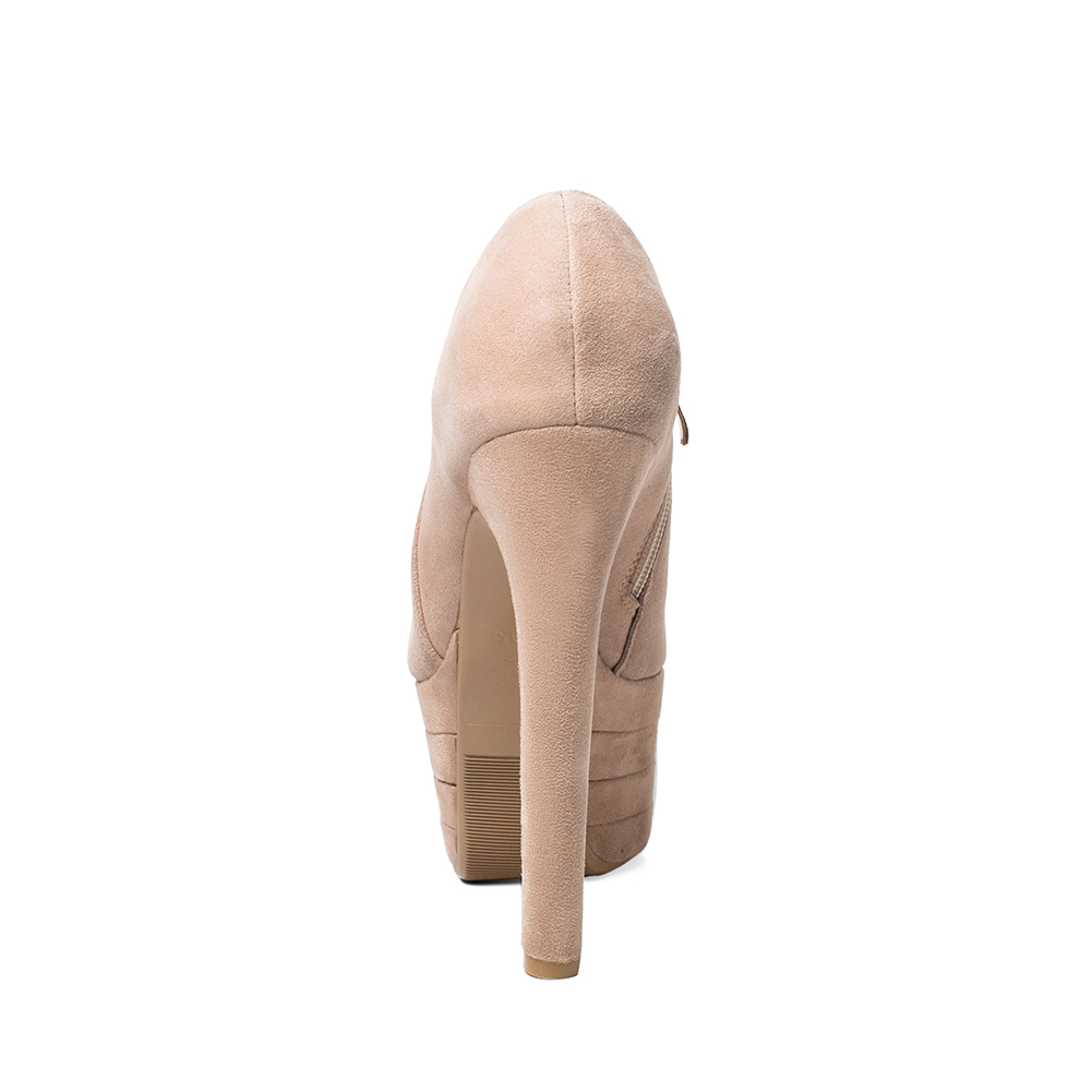 Chico Doratasia nude Tacón Diseño Para Negro Fiesta De Cuero Zapatos Tobillo Gamuza Plataforma Alto Marca Mujer Botas Mujer Ew0CfHq