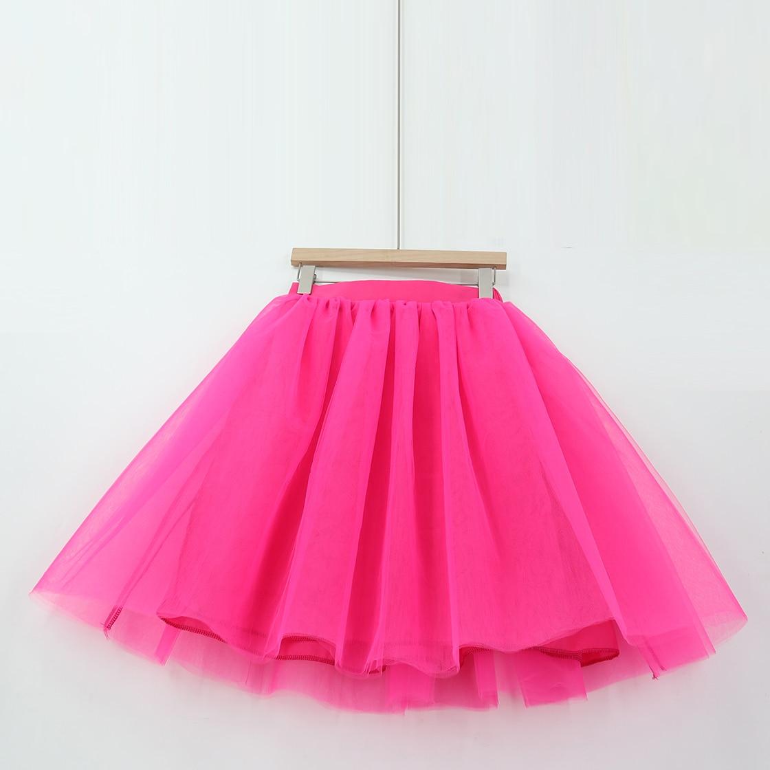 3dceb635f ▽Invierno Tutu falda las mujeres las niñas princesa Fluffy falda ...